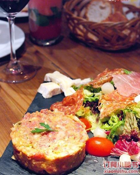 法式海陆大餐图片
