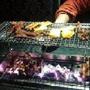 韩城半岛烧烤火锅自助餐 鲤鱼山路