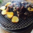 老式黄泥盆烤肉