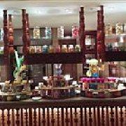 裕达国贸酒店乐彼思特咖啡厅