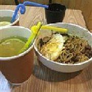 首尔明洞韩式小吃