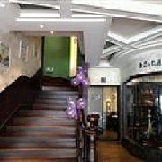 银蝶咖啡馆 迎宾店
