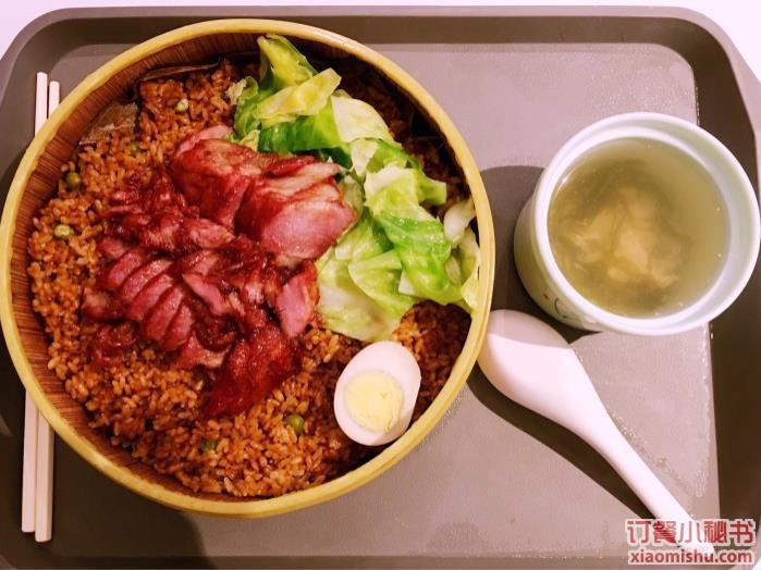 唛哆港式烧腊(上海来福士广场店)蜜汁叉烧笼仔饭图片图片