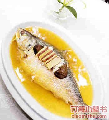 西湖风景餐厅NO.2  抱青会馆 抱青大鲥鱼