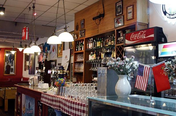 红马美国餐厅