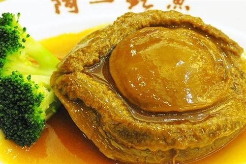阿一酒家饭店东峻鲍鱼富临店午餐肉哪款好吃图片