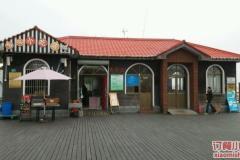 滴水湖 码头小吃店